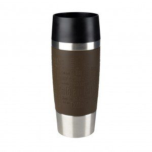 Emsa Isolierbecher Travel Mug Braun