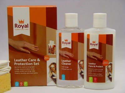 Leather Care & Protection Set