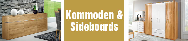 Kommoden und Sideboards